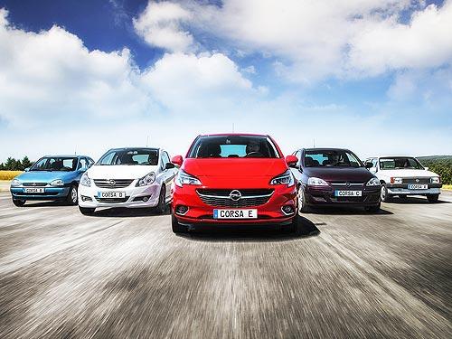 Новейшая история Opel. Adam Opel AG – 120 лет