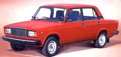 В России дорожает ВАЗ-2107 - ВАЗ